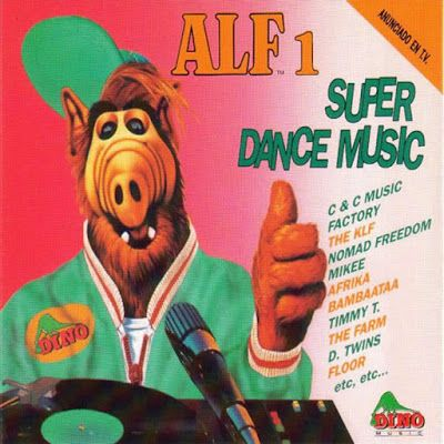 ALF 1 Super Dance Music (1991) (Compilation) (320 Kbps) (Dino Music) (30015)