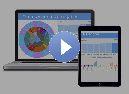Conozca el número de titulados y graduados de la Chile por área de conocimiento. Ver más en http://uchile.cl/u108590