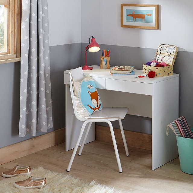 BuyHouse by John Lewis Mix it Dressing Table, Matt White Online at johnlewis.com