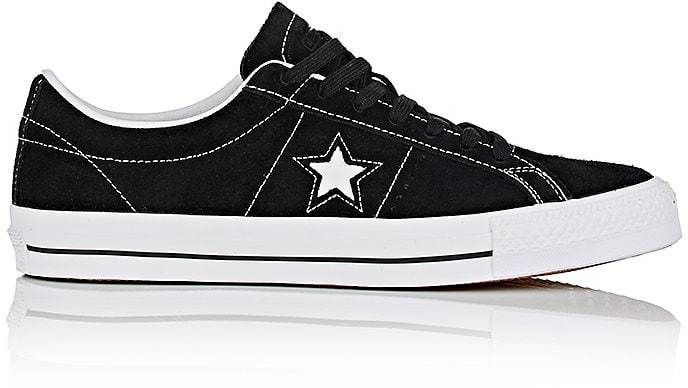 Converse Men's One Star Skate Ox Suede Sneakers