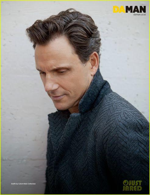 Celeb Diary: Tony Goldwyn in Da Man (octombrie/noiembrie 2013)