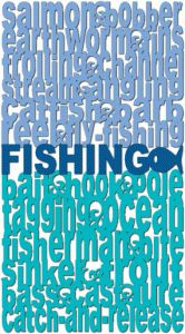 Silhouette Online Store - View Design #36778: fishing subway art