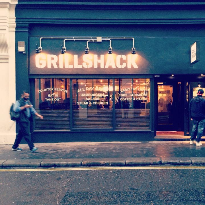 Grillshack - Soho