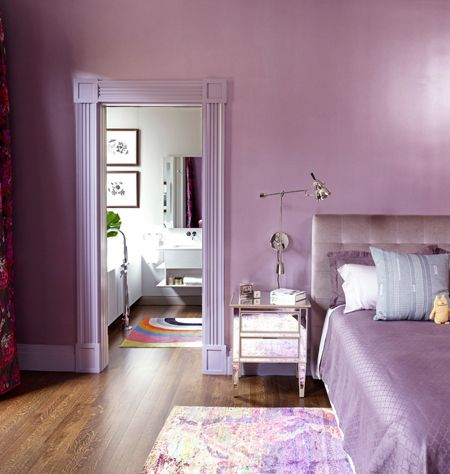 Light Purple Bedrooms Entrancing Pinterest'teki 25'den Fazla En Iyi Light Purple Bedrooms Fikri Design Ideas