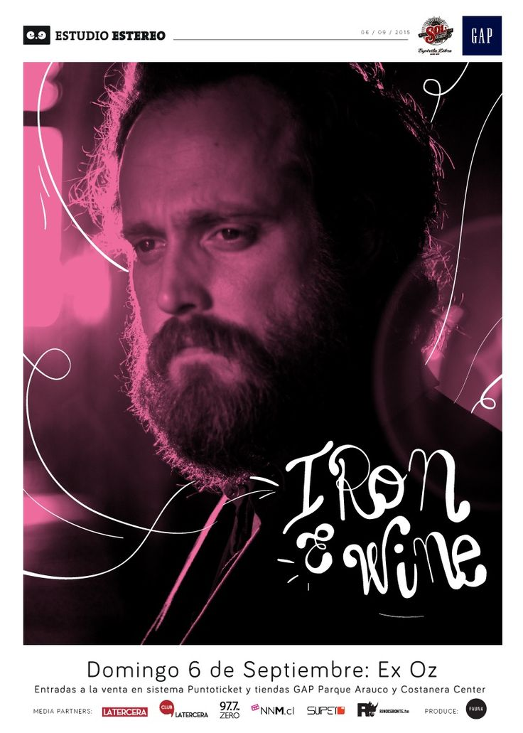 Iron & Wine - 6 de septiembre - Ex Oz