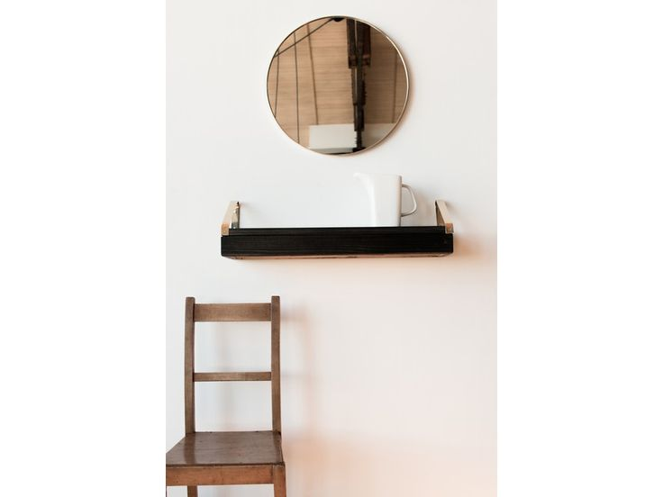 Floating Shelf with Drawer