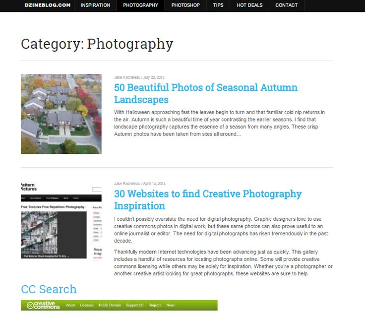 Dzineblog - a great site for tutorials, inspirations and anything design, digital, web and graphic