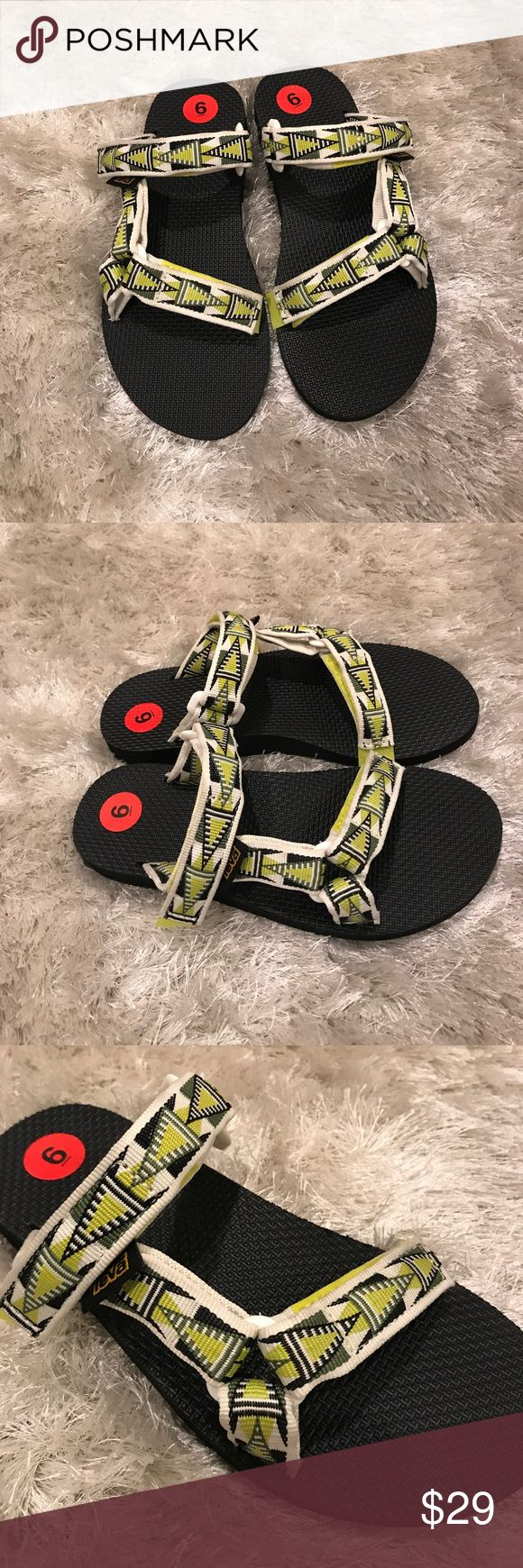 Brand New Women's Teva Sandals Up for sale is a pair of brand new women's Teva sandals. Box not included. Perfect condition and extremely comfortable. Teva Shoes Sandals