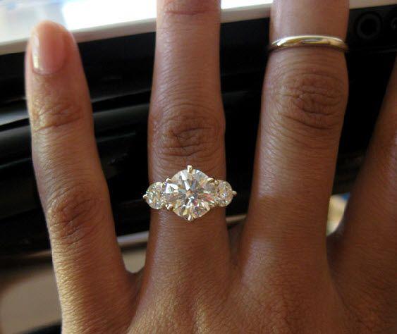 Best 25 15 Carat Diamond Ring Ideas On Pinterest
