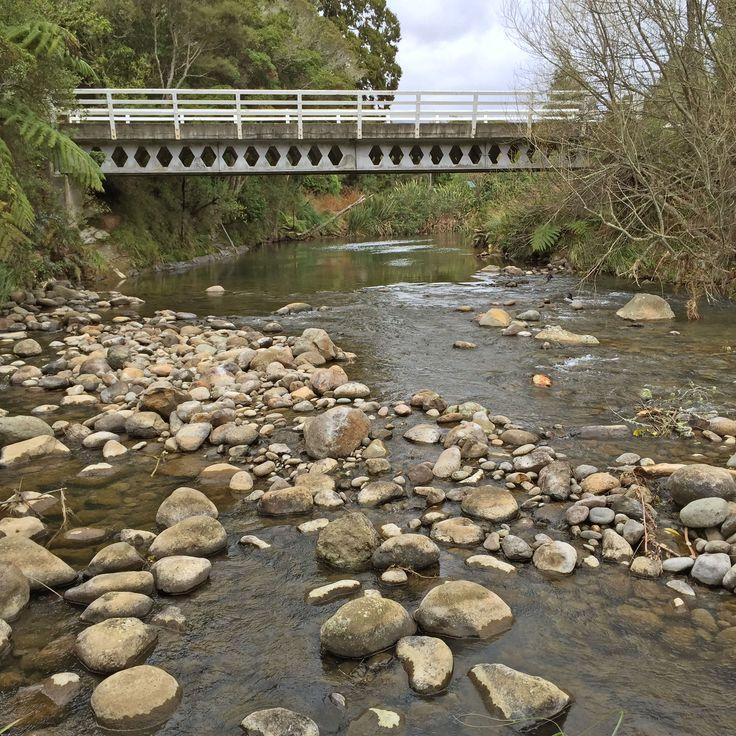 Road bridge over the Kaniwhaniwha River, Mt Pirongia, King Country https://www.amazon.com/s/ref=nb_sb_ss_i_1_12?url=search-alias%3Ddigital-text&field-keywords=neil+rawlins&sprefix=neil+rawlins%2Cundefined%2C689