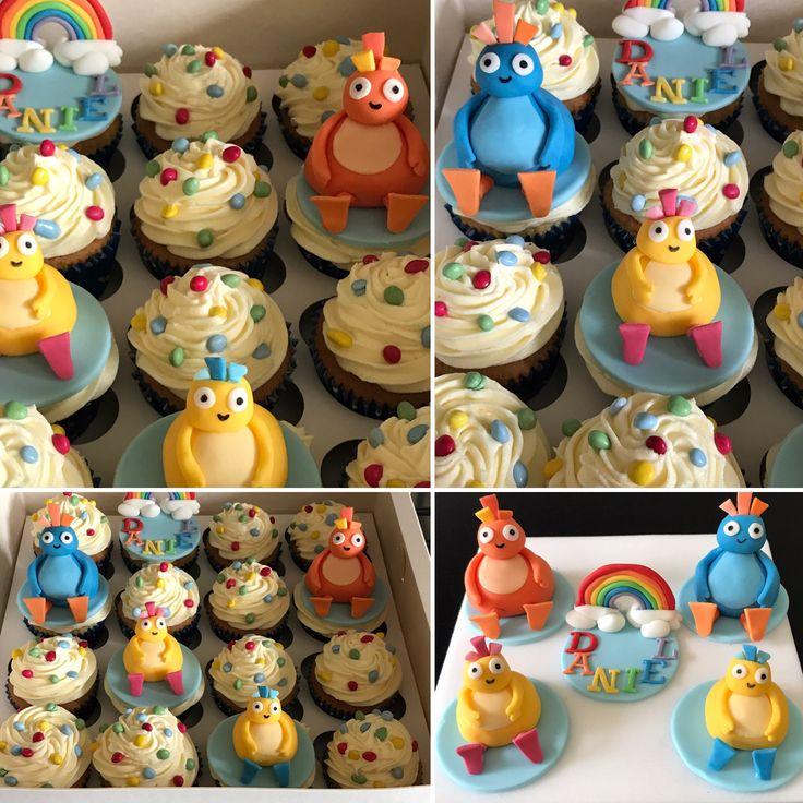 Twirlywoo cupcakes