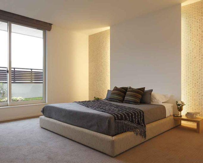 おしゃれな寝室 - Google 検索