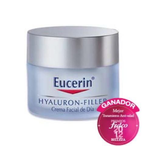 Eucerin Euc Hyaluron Filler Dia 50Ml Efecto instantáneo visible: el ácido hialurónico restaura el volumen de la piel reduciendo visiblemente las arrugas, desde las capas más profundas.
