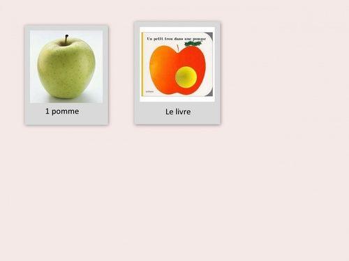 17 Best images about UN PETIT TROU on Pinterest Apple crafts, Popsicles and Markers # Petit Trou Dans Le Bois