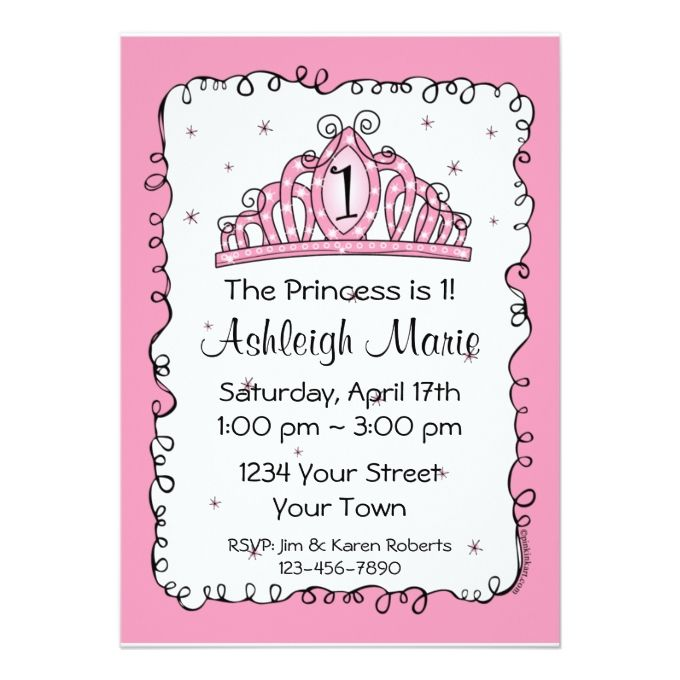 1000+ Images About 1st Birthday Invitations On Pinterest