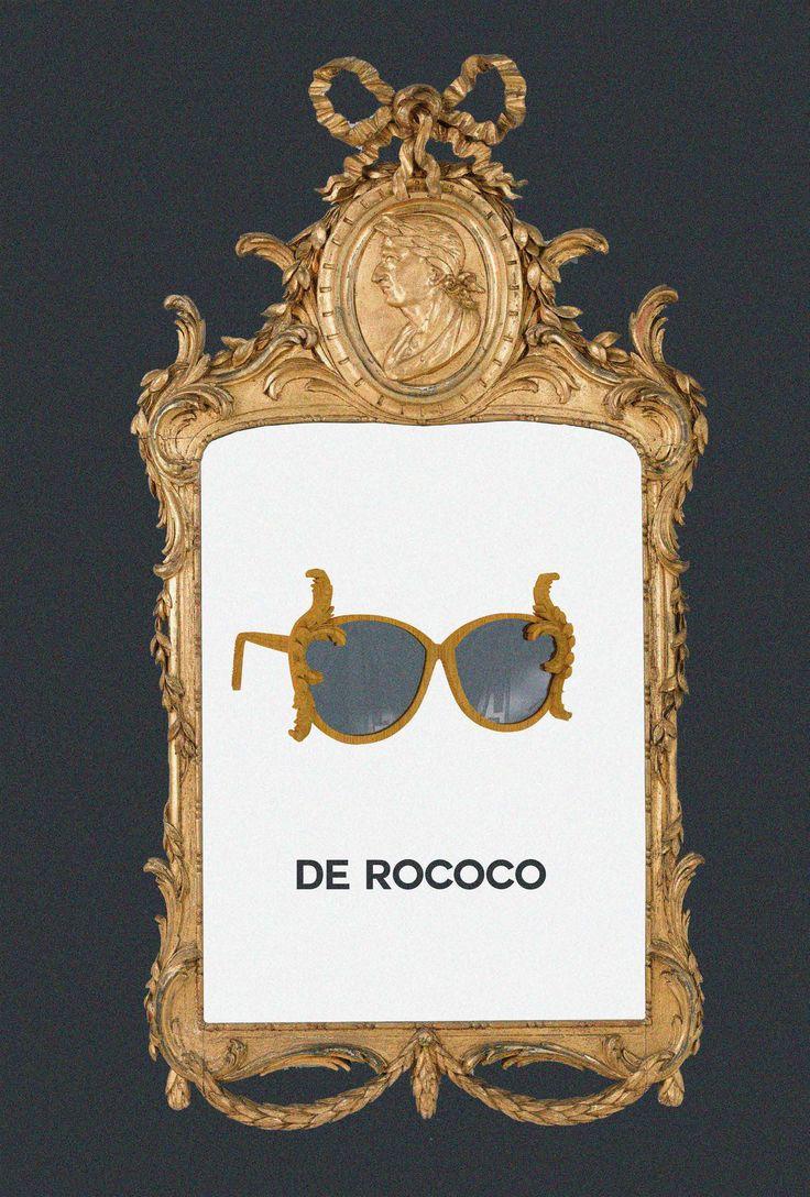 Rijks Sunglasses by Juriaan van Berkel. One of the 10 finalists of the Rijksstudio Awards 2015.