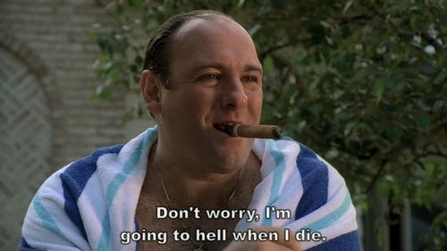 Tony Soprano - The Sopranos