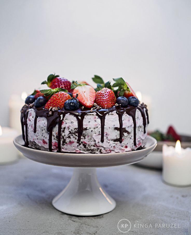 Tort w wersji lekkiej! - Ale Babka!!! i robi to co lubi:)