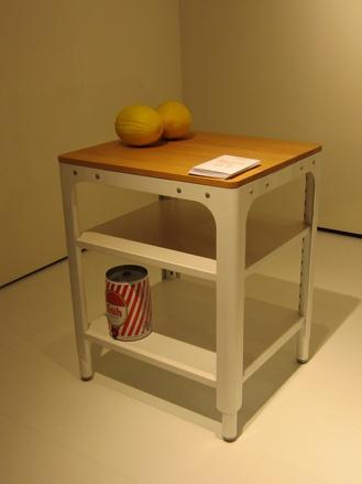 Kitchen unit for Naber DesignLab by Kilian Schindler