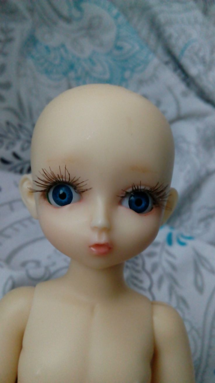Sasha with old faceup