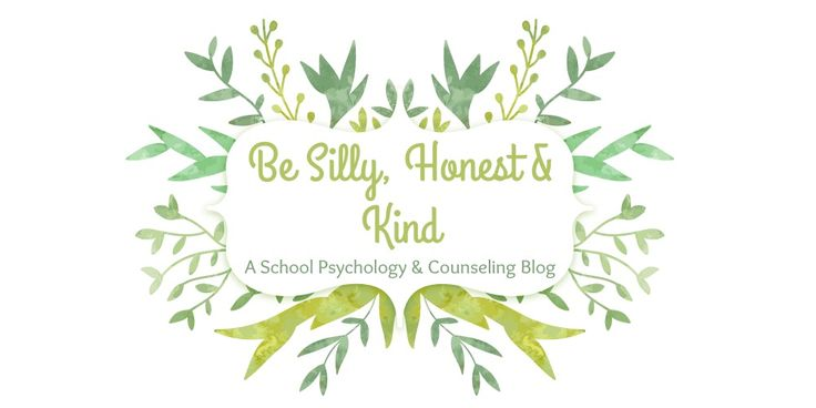 Be Silly, Honest and Kind  Resources by an awesome school psych blog from a New England practitioner