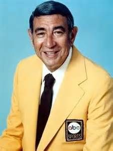 Howard Cosell - Monday Night Football Announcer also other Sports