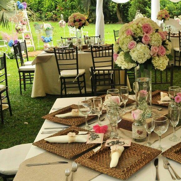 Decoraciones, Invitaciones,  Fotografía, Video, Clips, Eventos, Catering
