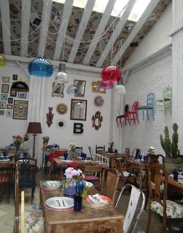 78 best images about tem ticas ambientes y decoraciones - Decoracion de cafeterias ...