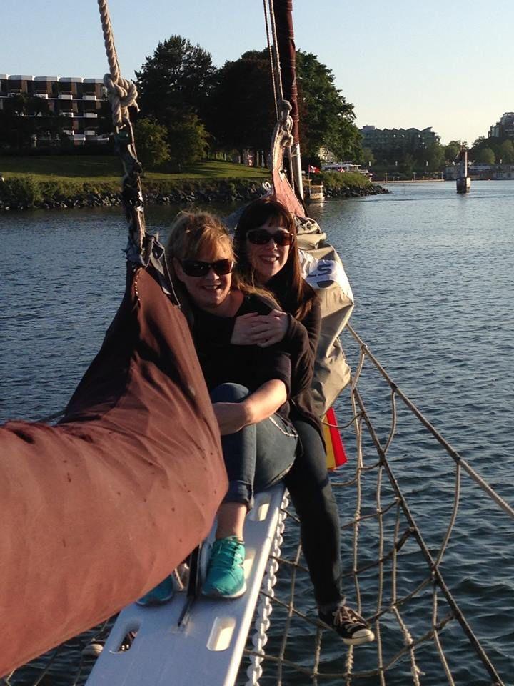Sailing Adventure on the Sea! 3 Hour Sail - #VictoriaBC www.ThreeHourSail.com