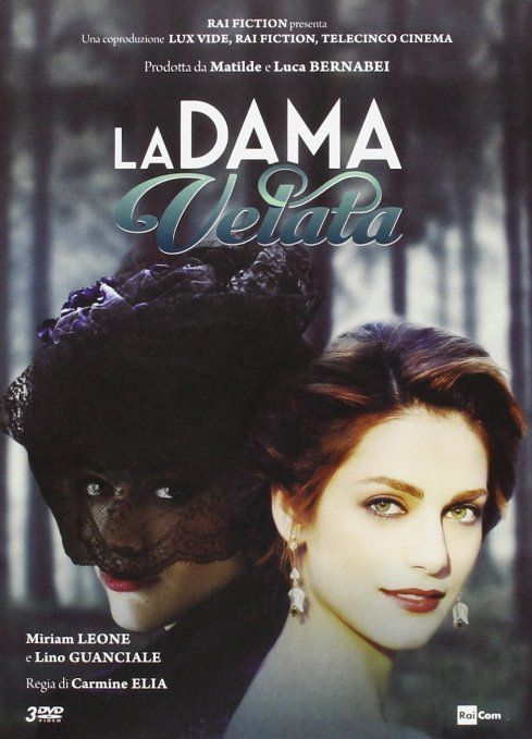La Dama Velata  (3 Dvd) - Rai Fiction