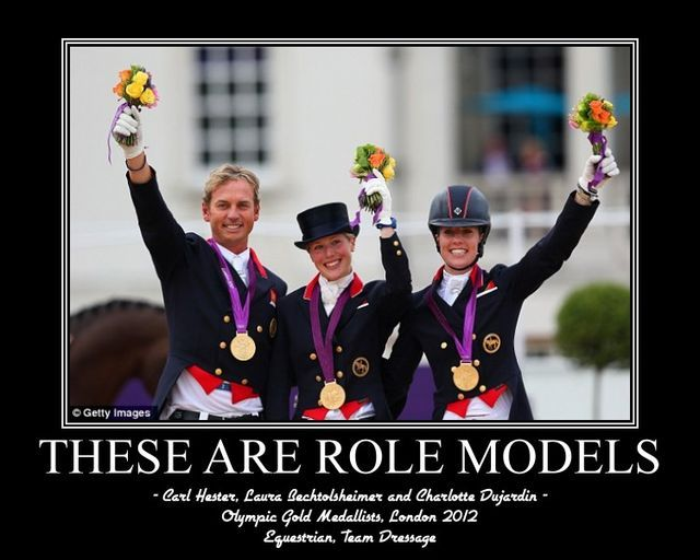 August 7th - Equestrian, Team Dressage