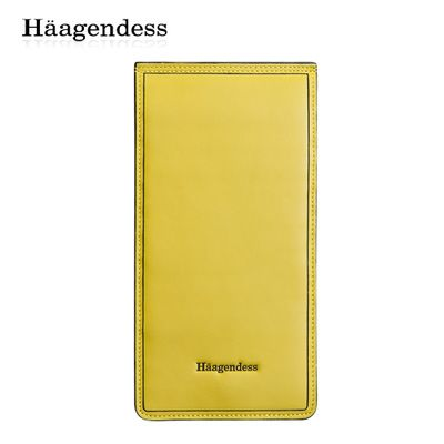 Hagen Fernandez Women Men Lovers Top Grade Cowhide Genuine Leather Card Package Bit Cards Bank Card Wallet Card pack & set 19836988994