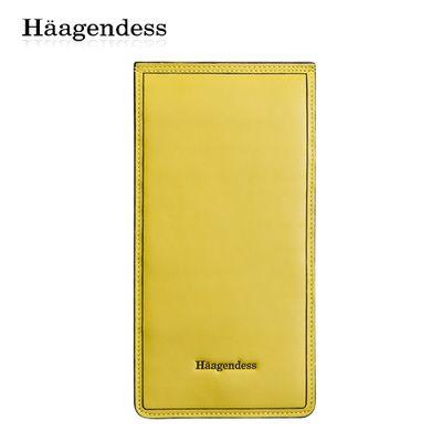 Hagen Fernandez Women Men Lovers Top Grade Cowhide Genuine Leather Card Package Bit Cards Bank Card Wallet Card pack & set 19836988994
