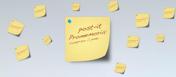 Tutorial Photoshop: Come realizzare un Post-it