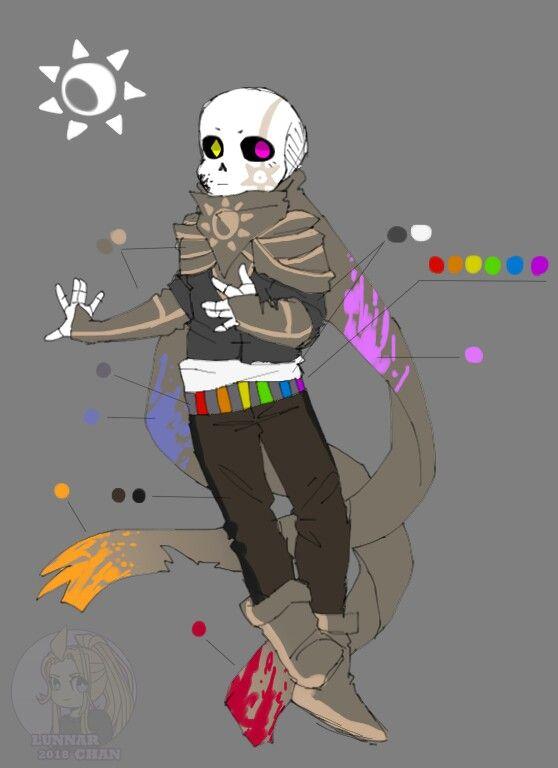 Reaper Sin Sans Sans Geno X
