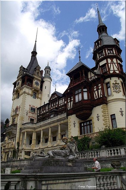 Peles - Sinaia Romania