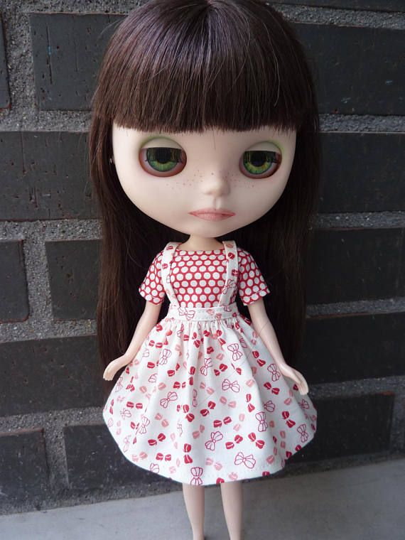 Outfit for Neo Blythe dolls.