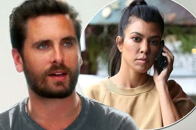 Scott Disick SCREAMS At Kourtney After She Warns Him She's Been Pictured On Date With New Man