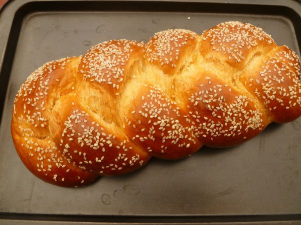 Forum Thermomix - The best Thermomix recipes and community - Tsoureki (Greek Easter Bread) from Gk Tmx Bk