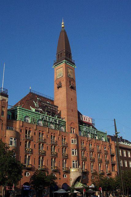 Palace Hotel, Copenhagen, Denmark