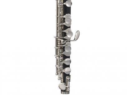 Flautim Michael WPCM25 C Transversal - Chave Niquelada - Prata e Preto com as melhores condições você encontra no Magazine Gatapreta. Confira!