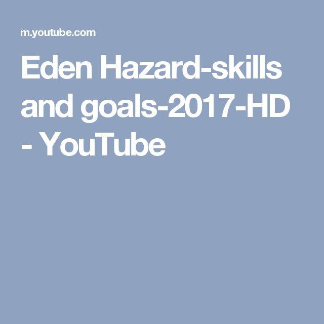 Eden Hazard-skills and goals-2017-HD - YouTube