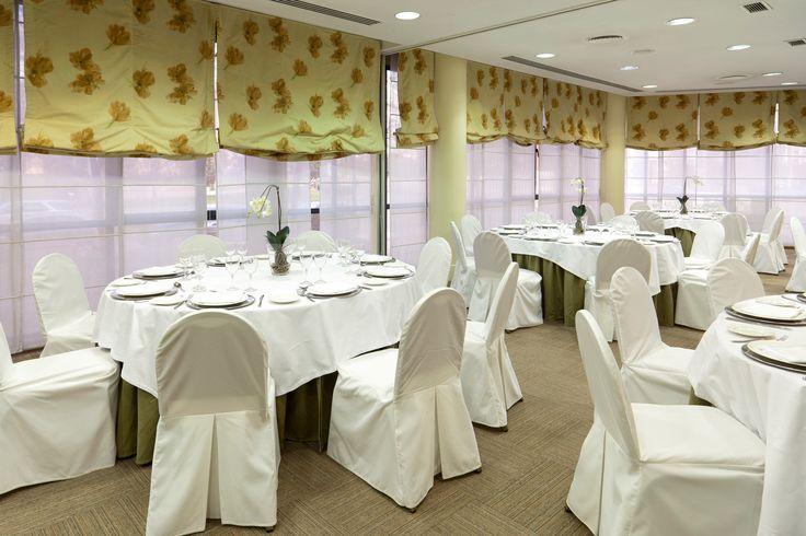 Sala de banquete - Holiday Inn Madrid-Pirámides