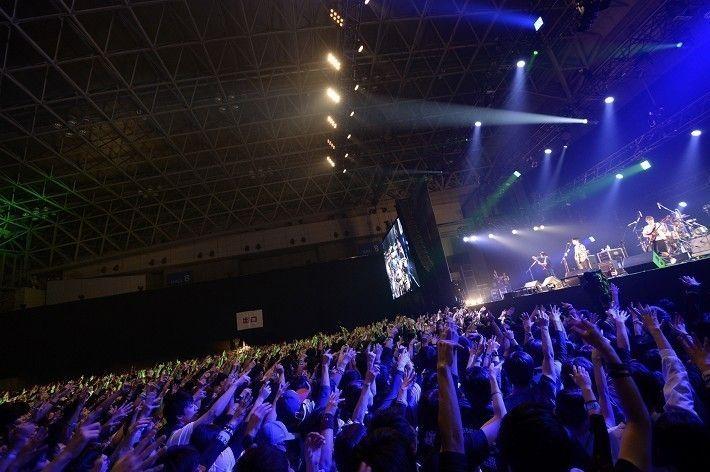 Base Ball Bear | COUNTDOWN JAPAN 16/17 | クイックレポート | ロッキング・オンの音楽情報サイト RO69