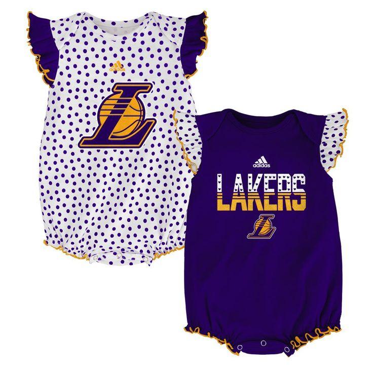 8ea489aeabf ... Kobe Bryant Onesie Alternate Jersey - R22Uukka Infant Lakers Baby Girl  Dotty Duo ...