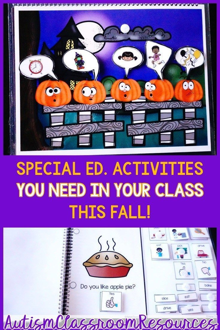 Fall Particular Schooling Actions You Want in Your Classroom