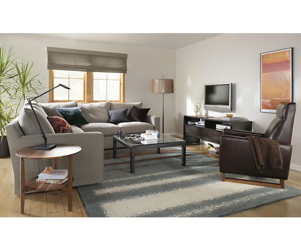 Inviting sectional furniture Orson sectional sofa couch adds comfort to your living room furniture.  sc 1 st  Pinterest : room and board orson sectional - Sectionals, Sofas & Couches