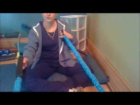 Fitness with Julie: Here we 'ROW'