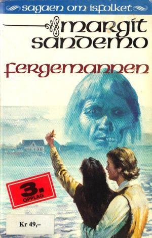 """""""Fergemannen"""" av Margit Sandemo"""