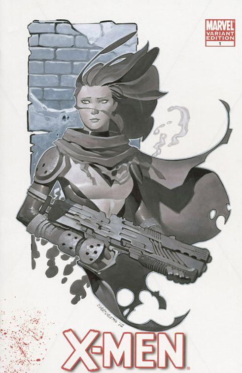 Hope by Chris Stevens // #Xmen #comics